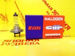 Лампы автомобильные галогеновые H7 12V 55W Koito на Баляева
