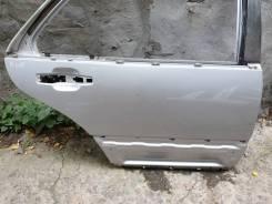 Задняя правая дверь. Коротыш (железо) Mercedes S-Class W140