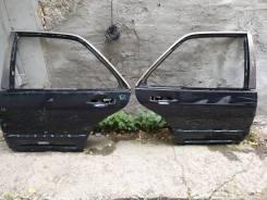 Задняя правая и левая двери. Коротыш (железо) Mercedes S-Class W140