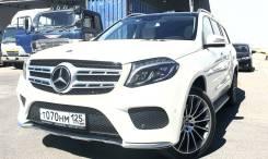 Mercedes-Benz GLS-Class. автомат, 4wd, 3.0 (249л.с.), дизель, 42 000тыс. км