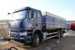 FAW CA3250 Амкар. Самосвал зерновоз Amkar-658983-41 на шасси FAW CA3250 6х4 Euro 5, 8 750куб. см., 30 000кг., 6x4