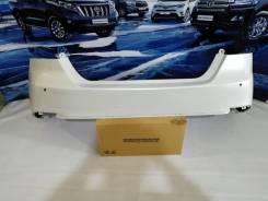 Toyota Camry 70 бампер задний