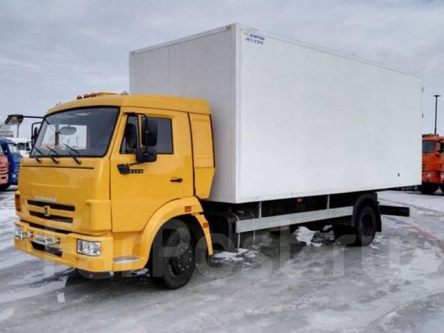 Фургон рефрижератор КамАЗ 4308