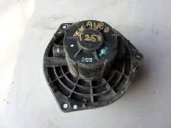 Мотор вентилятора печки. Chevrolet Aveo, T250