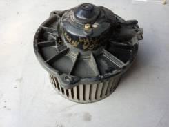 Мотор вентилятора печки. Toyota Carina