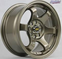 "RAYS Volk Racing TE37 SL. 7.0x14"", 4x98.00, 4x100.00, ET20, ЦО 73,1мм."