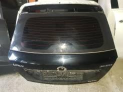 Дверь багажника со стеклом идеальная черная для Lifan X60