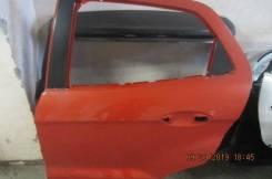 Дверь задняя левая Ford EcoSport 2014>