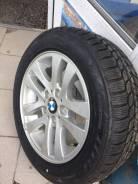 Комплект колес 205/55 R16 Bridgestone Blizzak LM25 RFT 5*120