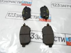 Колодки тормозные передние ( КОМПЛЕКТ ) Nissan Murano TNZ51