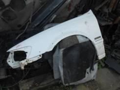Крыло лев, цвет 040, Toyota Mark II Qualis, Gracia MCV21, 2MZFE, #CV2#