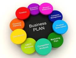 Бизнес-планы любой сложности, помогаем в получении статуса резидента