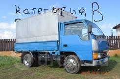 Mitsubishi Fuso Canter. Продается грузовик Mitsubishi Canter категории В 2т ., 3 560куб. см., 2 000кг., 4x2