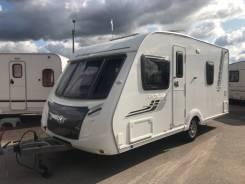 Sterling Trucks. Караван Swift 2012г 4-5 мест премиум класса с палаткой надувной