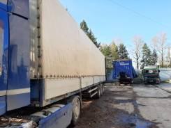 Briab. Продам прицеп борт штора или обменяй на грузовик или днгковую, 39 000кг.