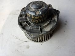 Мотор вентилятора печки. Nissan Sunny, B14