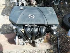 Двигатель в сборе. Mazda Mazda3, BK Mazda Mazda6, GG, GY L3VE, L3C1, L3KG