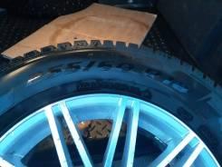 """Продам комплект резины зима шипы на литых дисках. x18"""" ЦО 100,0мм."""