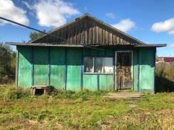 Дом Хурба. Школьная, р-н Комсомольский, площадь дома 50,0кв.м., скважина, отопление твердотопливное, от агентства недвижимости (посредник)