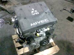 Двигатель Mitsubishi Pajero IV 3.8L 6G75