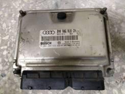 Блок управления двс. Audi S3, 8L1 Audi TT Audi A3, 8L1