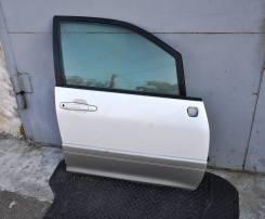 Дверь передняя правая Toyota Harrier MCU15