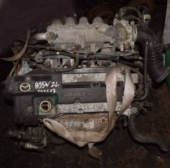 Двигатель ZL-VE Mazda