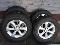 "Продам колеса. 7.5x17"" 6x114.30 ET30 ЦО 66,1мм."