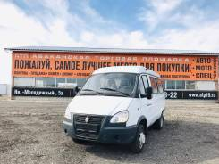 ГАЗ ГАЗель Пассажирская. Продам Газ 3221 Газель пассажирская 2018 год, 8 мест