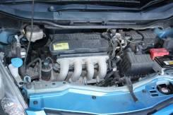 DBA-GE6 Двигатель L13A видео аукционный