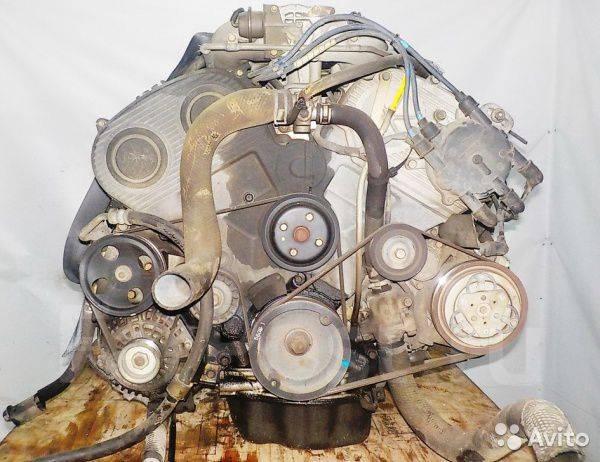 Двигатель J5 Mazda