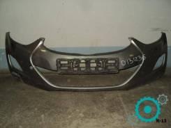 Бампер передний Hyundai Elantra 2011-2016