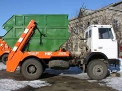 ABI Adventurer. Вывоз мусора контейнерами, 5 000кг.