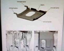 Защита амортизатора. Mazda CX-5, KF, KF2P, KF5P, KFEP PEVPS, PYRPS, PYVPS, PYVPTS, SHVPTR, SHVPTS, SHY1. Под заказ