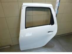 Дверь задняя левая для Renault Duster 2012>