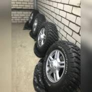 """Продам комплект из 4-х колёс на УАЗ Патриот. 7.0x16"""" 5x139.70 ET35"""