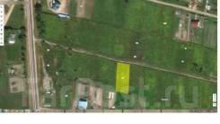 Продам земельный участок в с. Таежка. 1 323кв.м., собственность. План (чертёж, схема) участка