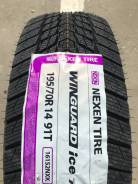 Nexen Winguard Ice Plus Made in Korea!, 195/70 R14
