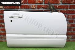 Дверь передняя правая Subaru Forester SF5 EJ20 (51E) [Turboparts]