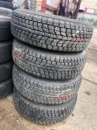 Dunlop Grandtrek SJ6. Зимние, без шипов, 10%