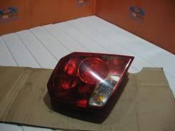 Фонарь задний левый Chevrolet Aveo (T200) 2003-2008 (Фонарь задний наружный левый)