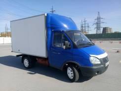 ГАЗ 33025. Продам изотермический фургон ГАЗ-3302, 2 890куб. см., 1 500кг., 4x2