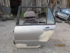 Дверь задняя левая Mitsubishi Lancer