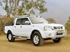 Nissan NP300. ПТС 2011г, 2,5 белый