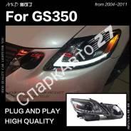Фары (с ходовыми огнями) Lexus Gs300/Gs350/Gs430 2005-2012 г