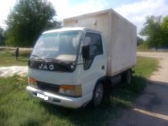 JAC HFC1020K. Фургон изотермический JAC HFC 1020K, 4x2