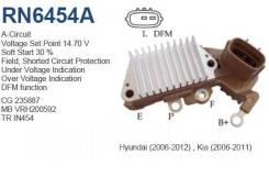 Регулятор генератора RN 6454A В Наличии