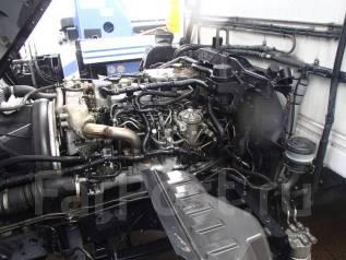 Двигатель в сборе. Hino Ranger, FD7, FC7, FC3, FC3JJE, FD7JLW J07E