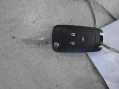 Ключ зажигания Chevrolet Cobalt 2012-2015 Номер двигателя B15D2