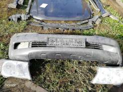 Бампер передний тойота ленд крузер 200
